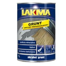 AKRYBET GRUNT 4L grunt akrylowy