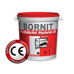 BORNIT PROFIDICHT HYBRID 2K -24KG - Szybkoschnąca, mineralno-bitumiczna masa uszczelniająca