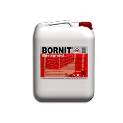 BORNIT BASISGRUND 10KG - Bezrozpuszczalnikowy, głęboko penetrujący środek gruntujący