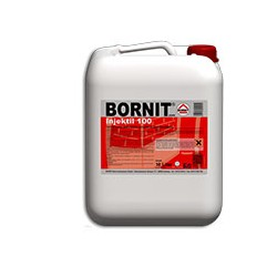 BORNIT INJEKTIL 100  10L środek iniekcyjny chroniący przed kapilarnym podciąganiem wilgoci w murach