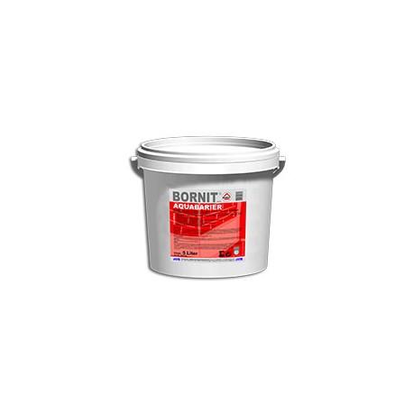 BORNIT - AQUABARIER 10L - Krem emulsyjny Siloxal na bazie wody do iniekcji murów przeciwdziałający podciąganiu wilgoci