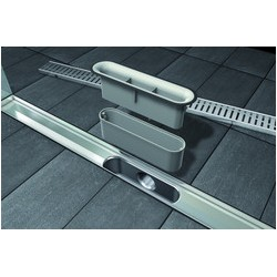ACO ShowerDrain C - kanał prysznicowy liniowy prosty