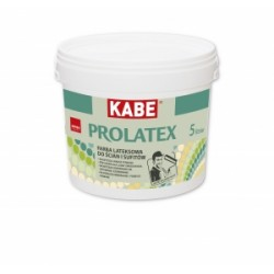 PROLATEX MATOWY 2,5L Farba lateksowa do ścian i sufitów