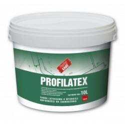 PROFILATEX 5L Farba lateksowa o wysokiej odporności na zabrudzenia