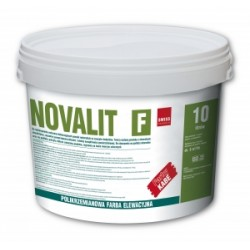 NOVALIT F 5L Polikrzemianowa farba elewacyjna