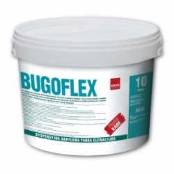 BUGOFLEX 5L Dyspersyjna, akrylowa farba elewacyjna