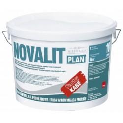 NOVALIT PLAN 5L Polikrzemianowa farba na podłoża spękane