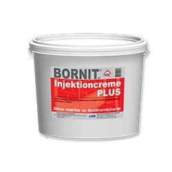 BORNIT - INJEKTIONSCREME PLUS 10L -  Wodnisty krem do iniekcji na bazie silanu