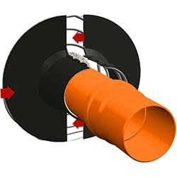 BORNIT EasyPipe - bezpieczny system uszczelniania rury
