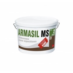 ARMASIL MS 25 kg - Silikonowa masa szpachlowa