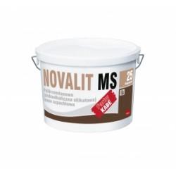NOVALIT MS 25 kg - Polikrzemianowa masa szpachlowa