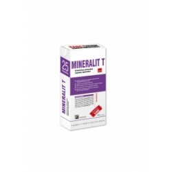 MINERALIT T 25KG - Szlachetna mineralna zaprawa tynkarska