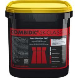 COMBIDIC-2K-CLASSIC  2-składnikowa bitumiczna powłoka grubowarstwowa