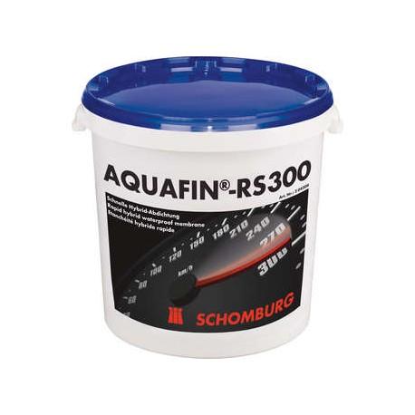 AQUAFIN-RS300  Szybka hybrydowa zaprawa uszczelniająca