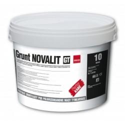 NOVALIT GT 5L Preparat gruntujący pod polikrzemianowe masy tynkarskie