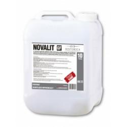 NOVALIT GF 5L Preparat gruntująco-impregnujący pod polikrzemianowe farby elewacyjne