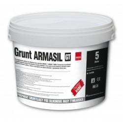 ARMASIL GT 5L Preparat gruntujący pod silikonowe masy tynkarskie