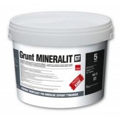MINERALIT GT 5L Preparat gruntujący pod mineralne zaprawy tynkarskie